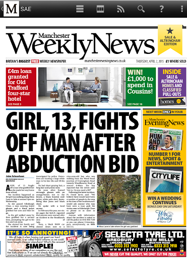 Manchester Weekly News