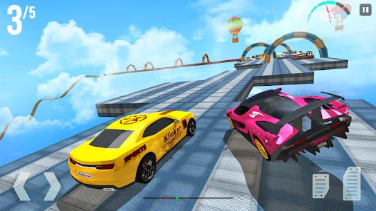 Mega Ramp Race – Extreme Car Racing New Games 2020 2