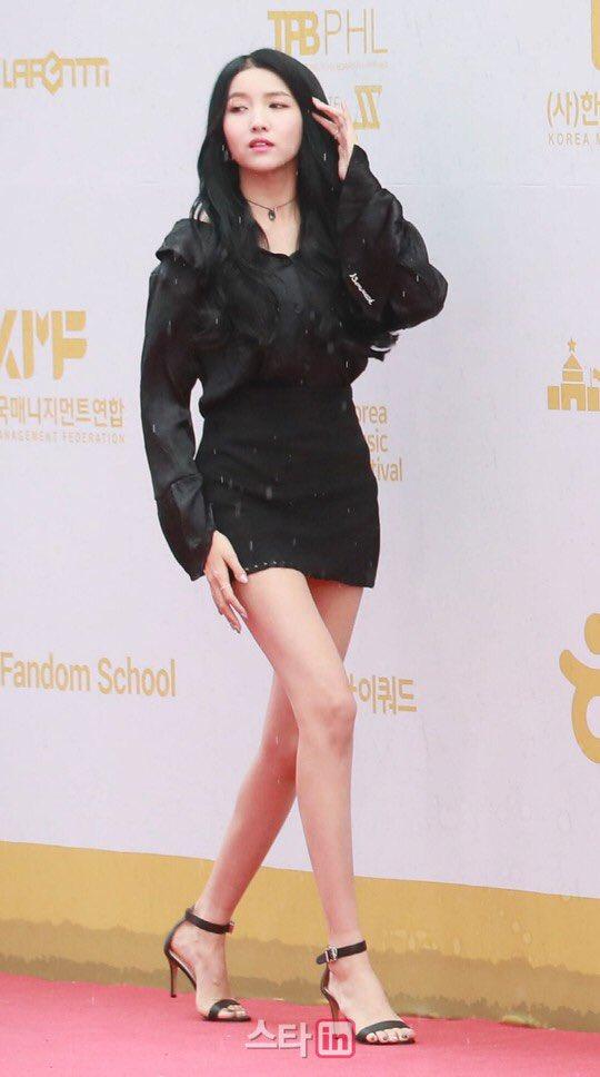 sowon body 8
