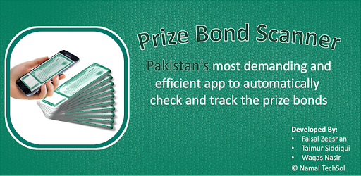 Prize Bond Scanner & Checker - Apps on Google Play