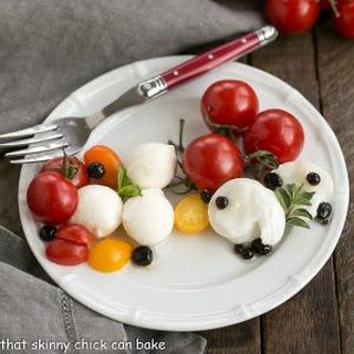 Caprese Salad Balsamic Recipes.