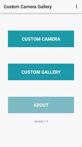 Custom Camera Gallery