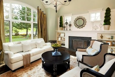 Living Room Decorating Design & Ideas - náhled