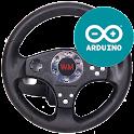 Steering Wheel for Arduino Car icon