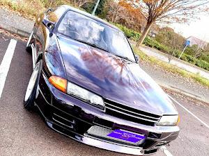 スカイラインGT-R R32 V-specⅡのカスタム事例画像 紫ROCK野郎さんの2020年11月23日18:08の投稿