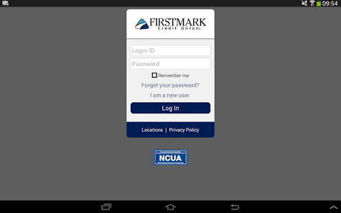 Firstmark Credit Union 4.0- screenshot thumbnail