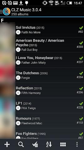 android CLZ Music - Music Database Screenshot 11