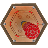 Carrom 3D Multiplayer