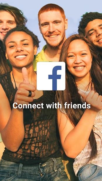Facebook Lite Android App Screenshot