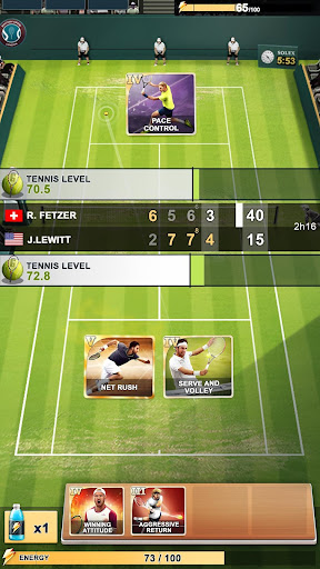 TOP SEED Tennis: Sports Management & Strategy Game 2.34.7 screenshots 5