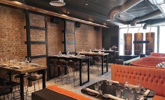 Así es el nuevo restaurante de la Puerta Purchena