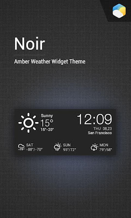 Clock & Daily Hourly  Weather 2.0_release screenshot 331093