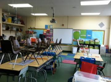 My First Grade Classroom