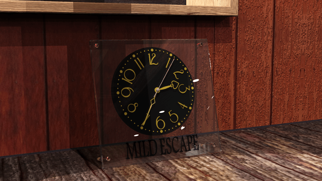 The PESIMARI Escape2- screenshot