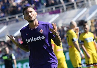 Cyril Théréau quitte la Fiorentina
