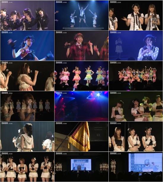 (LIVE)(公演) SKE48 チームS 「制服の芽」公演 160601