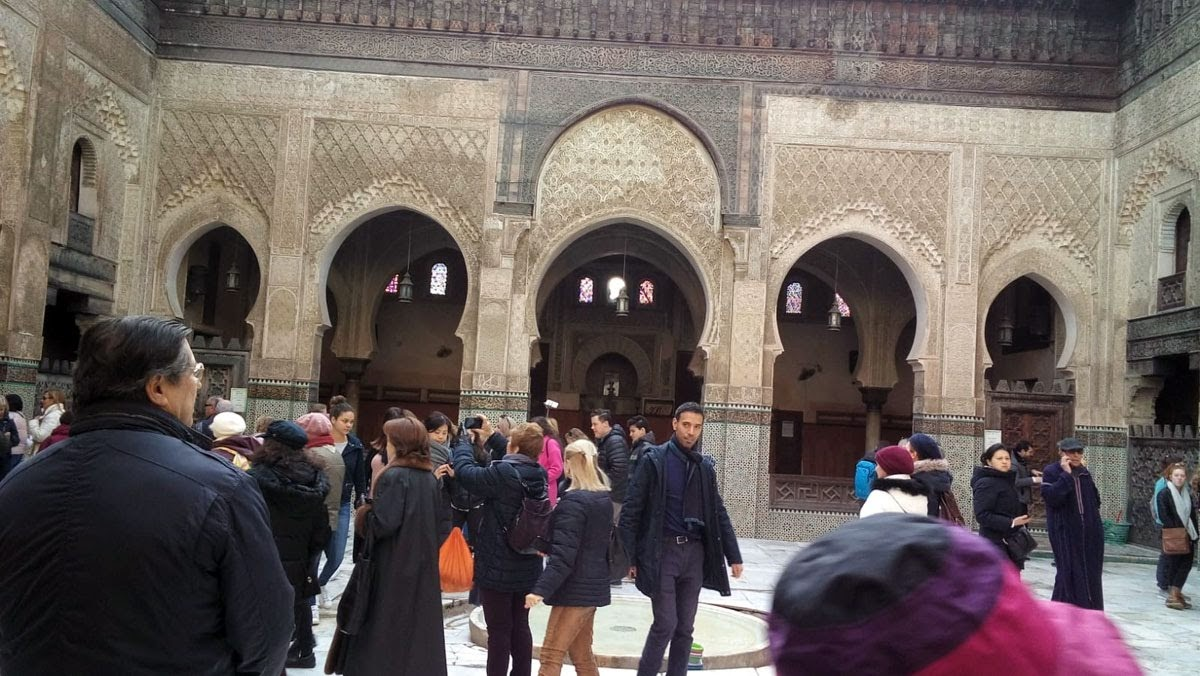 Viaje a Marruecos en la Semana Blanca (21 al 24 de enero de 2019)