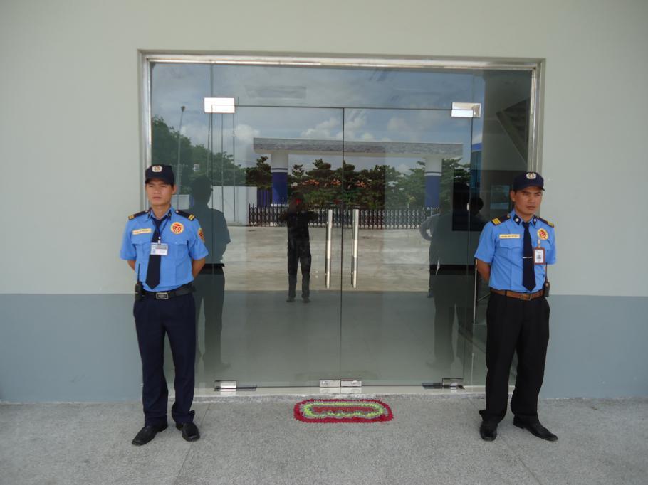Dịch vụ bảo vệ Nam Long sở hữu nhân viên chuyên nghiệp
