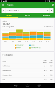 Download Calorie Counter by FatSecret For PC Windows and Mac apk screenshot 9