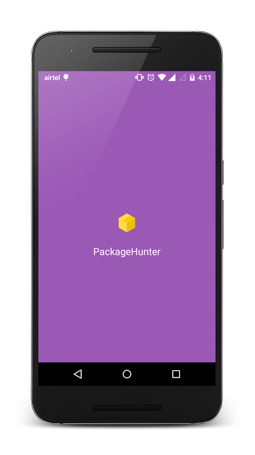 Package Hunter- screenshot
