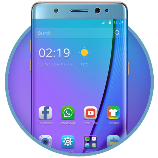 Galaxy Themes Apk
