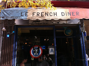 Photo: Can't help but laugh at the Le French.