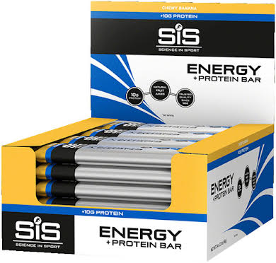 Science In Sport SIS GO Energy + Protein Bar: Chocolate and Orange, 60g, Box of 24 alternate image 0