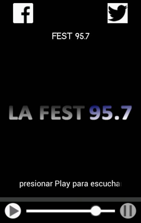FEST 957- screenshot