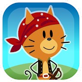 Comomola Pirates: App for kids