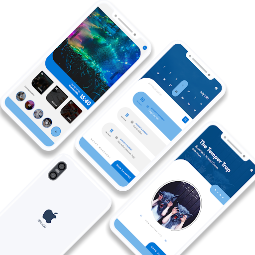 Lagers For KLWP  screenshots 1