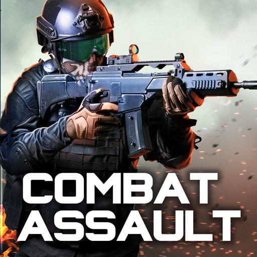 Combat Assault: SHOOTER Icon
