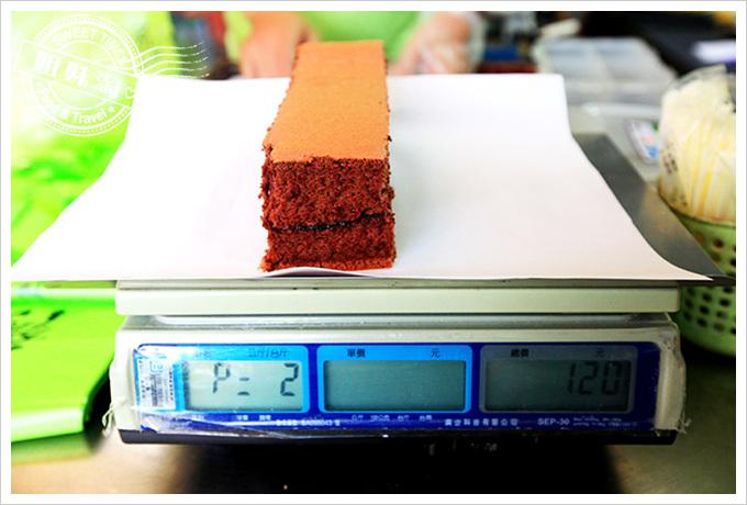 綠野鮮蛋糕