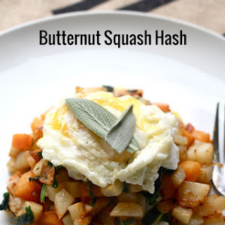 Butternut Squash Hash With Sage