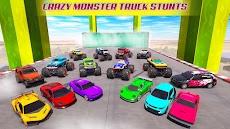 Mega Ramp Car Stunts Racing 3D: Impossible Tracksのおすすめ画像4