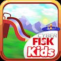 Cyber Fisk Kids Playground icon