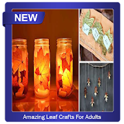 Amazing Leaf Crafts For Adults icon