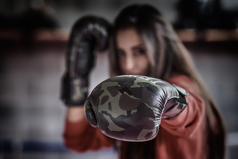 La Boxer di NickAdami