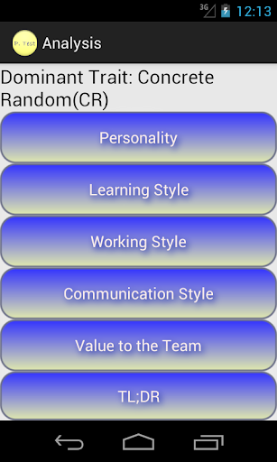 Personality Test By ZY  screenshots 5
