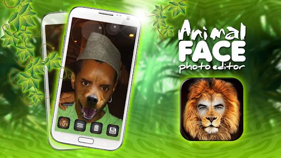 App Animal Face Photo Editor APK for Windows Phone