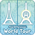 Find Differences-World Tour icon