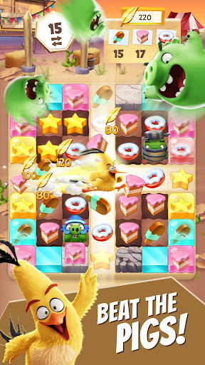 Angry Birds Match screenshot 3