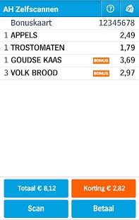 Appie van Albert Heijn - screenshot thumbnail