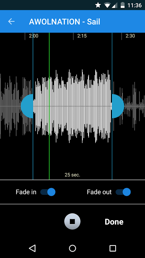 Audiko ringtones - screenshot