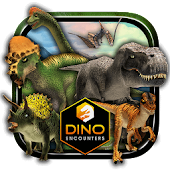 Augmented Reality Dinosaur Zoo