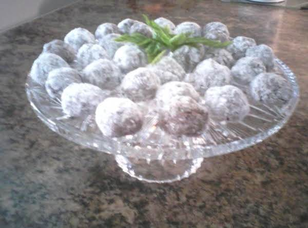 Yer Just A Rumie No Bake Rum Balls Recipe
