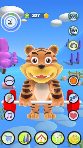 Talking Tiger screenshots 3