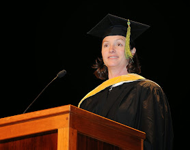 Photo: Graduate Student Speaker - Joanna Helm, MS