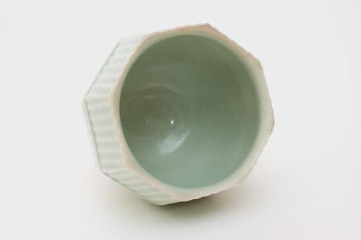 Jeffrey Oestreich Porcelain Yunomi 04