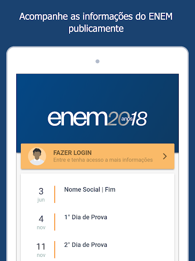ENEM 2018  screenshots 6