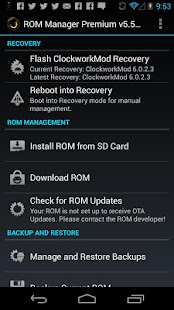 ROM Manager - Apps on Google Play